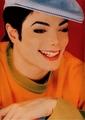 "1995 ""VIBE"" Photoshoot - michael-jackson photo"