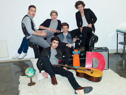 1D - Photoshoot for Anan Magazine