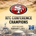 2012-13 NFC CHAMPS!