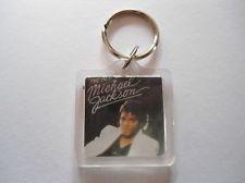 A Vintage Michael Jackson Key Chain
