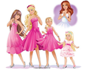A Wedding Party!(Barbie)
