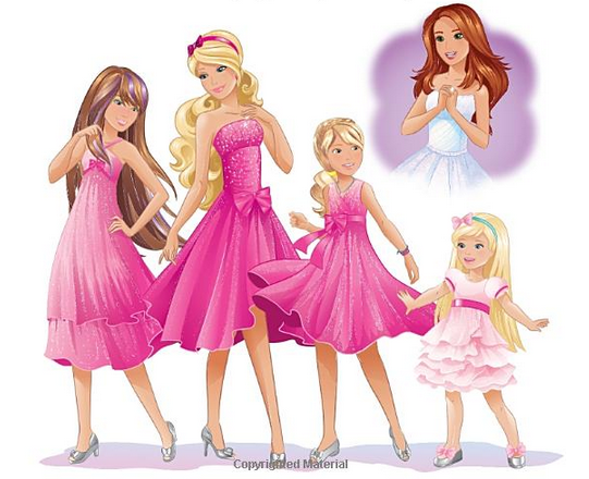 A Wedding Party!(Barbie)
