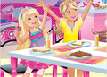A wedding party (Barbie)-Stacie and Chelsea