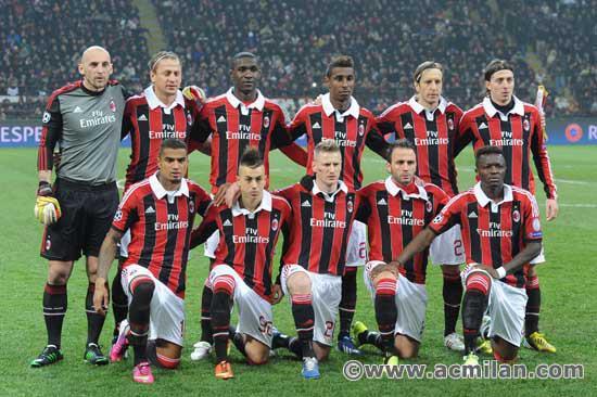 Ac Milan Vs Fc Barcelona 2 0 Uefa Champions League 2012 13 Ac Milan Photo 33697845 Fanpop