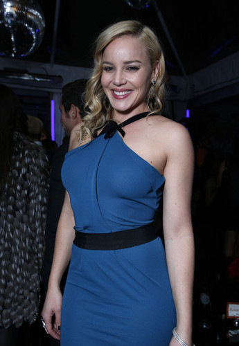 Abbie Cornish at the Grammy's after party