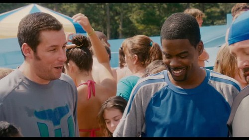 Adam on Grown ups