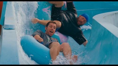 Adam Sandler پیپر وال with a hot tub entitled Adam on Grown ups