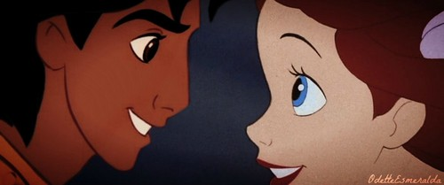 Aladin and Ariel