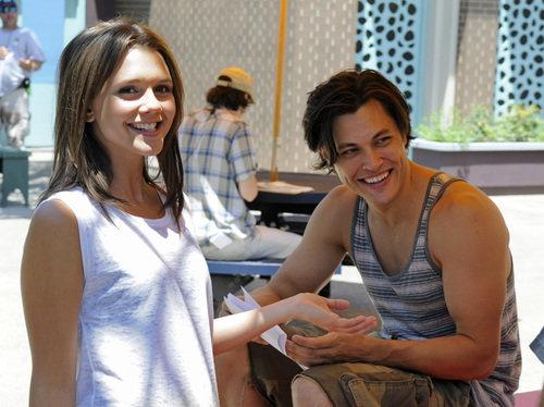 Alex and Blair