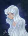 Amalthea - childhood-animated-movie-heroines fan art