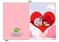 Angry Birds Valentine - angry-birds photo