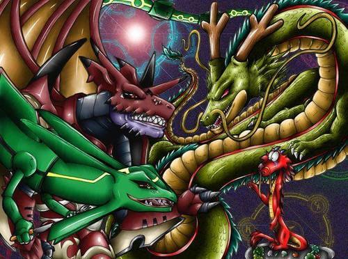 아니메 Dragon