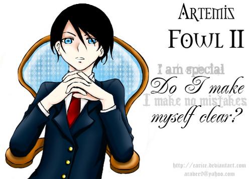 Artemis Fowl! :D