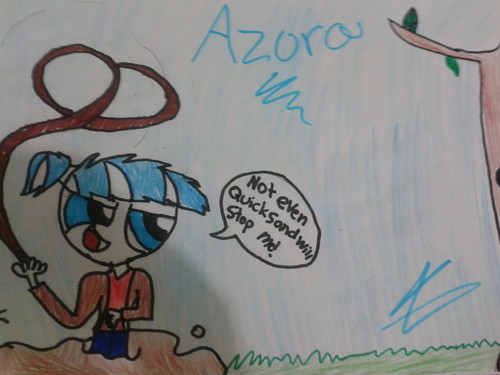 Azura Alor (For NaomiWinx)