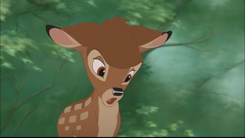 Bambi kertas dinding entitled Bambi2