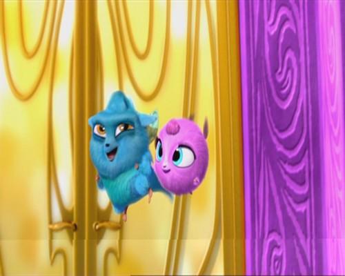 バービー Mariposa and Fairy Princess from trailer
