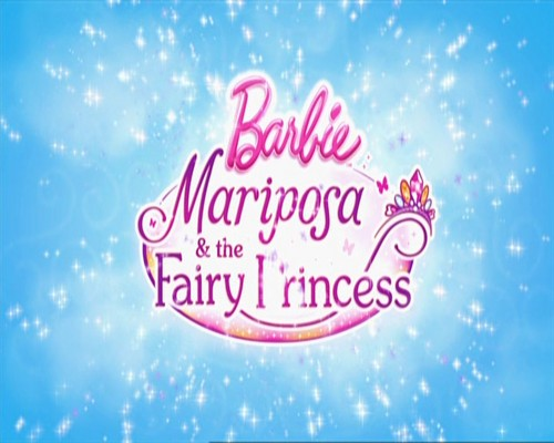 barbie Mariposa and Fairy Princess from trailer