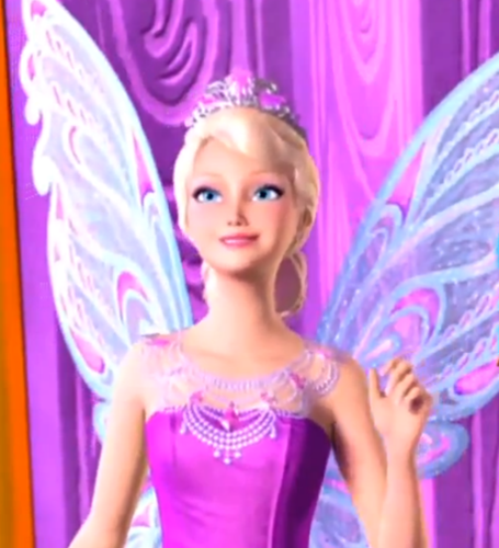 Barbie Mariposa and the fairy princess 2013 teaser trailer