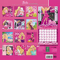 búp bê barbie Mini Calendar 2013(April)