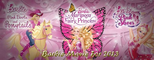Barbie Movies in 2013 - barbie-movies Photo