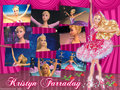 Barbie as Kristyn Farraday - barbie-movies fan art