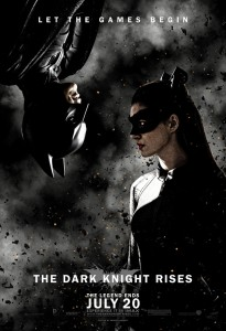 batman & Catwoman - The Dark Knight Rises