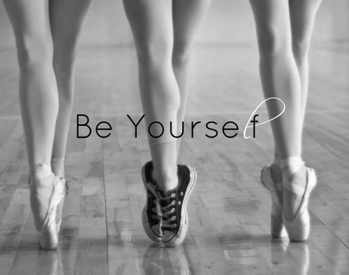 Be Yourself (: