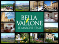 Bella Vallone - Collage - italy fan art