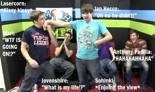 Best scene in a gamebang!