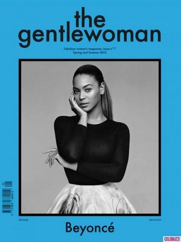 ビヨンセ ビヨンセ Photoshoot 'The Gentlewoman'