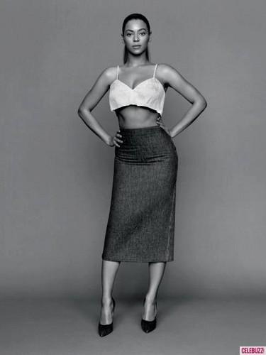 Beyoncé Photoshoot 'The Gentlewoman'
