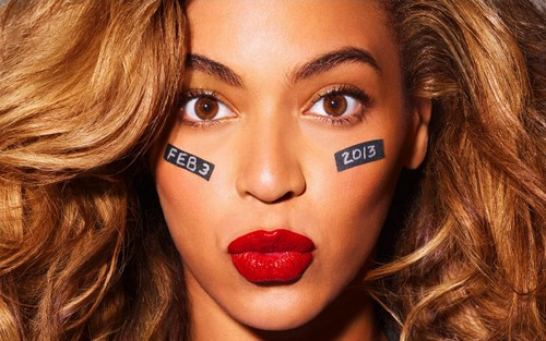 Beyonce kertas dinding entitled Beyonce Super Bowl 2013
