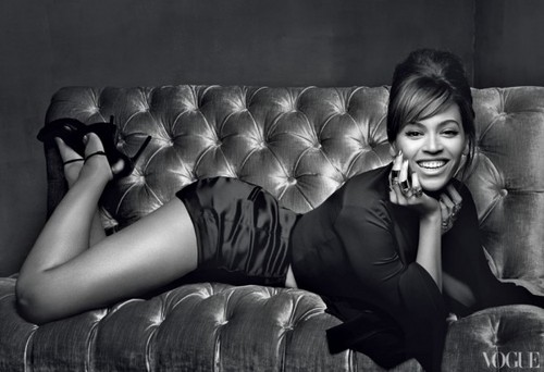 Beyonce for Vogue March 2013 issue