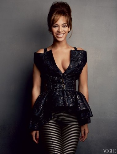 Beyoncé for Vogue March 2013 issue
