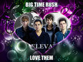 Big Time Rush - big-time-rush fan art