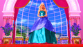 Blair in Blue Gown - barbie-movies fan art