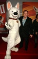 Bolt and John Lasseter - disneys-bolt photo