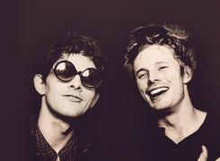 Bradley & Colin ♥