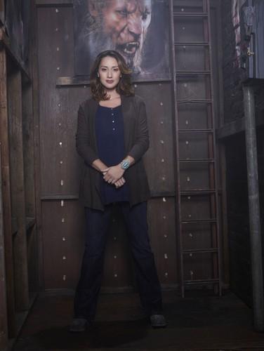 Bree Turner as Rosalee Calvert