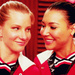 Brittana Heart Icons - brittany-and-santana icon