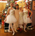 Bunheads Set Photos