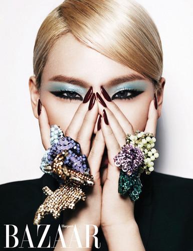 CL for Harper's Bazaar Magazine