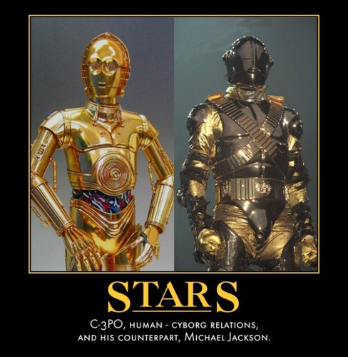 COUNTERPARTS: MJ and C-3PO