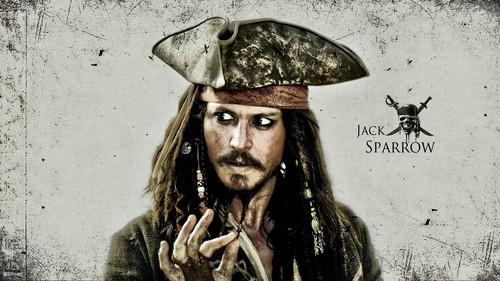 Captain Jack Sparrow ♥