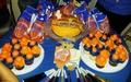 Carmelo Anthony's Biggest 4 year old Fan Cameron - new-york-knicks fan art