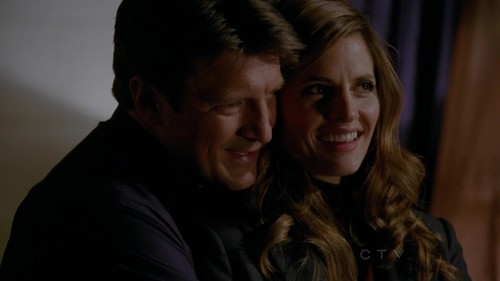 Caskett wallpaper with a portrait called Caskett 5x14