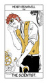 Cassandra Jean's Tarot Cards: Henry Branwell {The Scientist}. - the-infernal-devices photo
