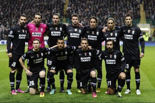 Celtic - Juventus 0-3 CL 2013
