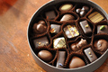 Chocolate  - food photo