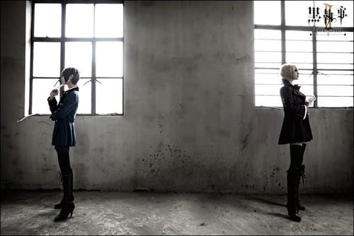 Ciel & Alois Cosplay